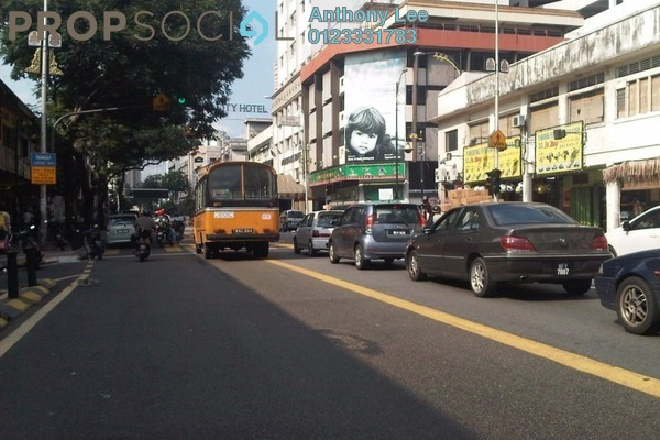 For Sale Shop at Jalan Tuanku Abdul Rahman, Chow Kit Freehold Unfurnished 4R/4B 2.1m