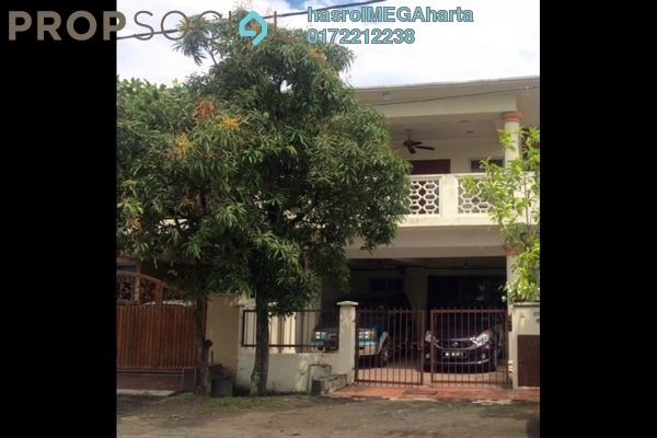 For Sale Terrace at PU8, Bandar Puchong Utama Freehold Unfurnished 5R/5B 800k