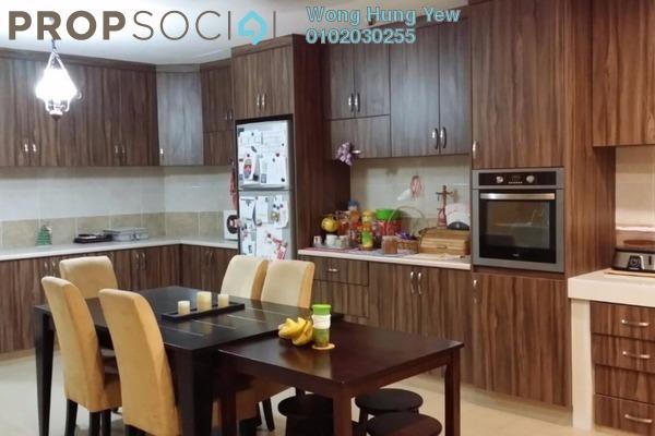 For Sale Terrace at USJ 4, UEP Subang Jaya Freehold Semi Furnished 5R/3B 860k