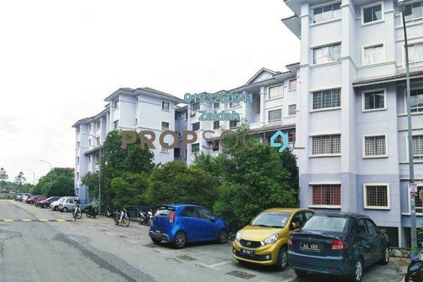 For Sale Apartment at Bandar Puncak Alam, Kuala Selangor Freehold Unfurnished 3R/2B 175k