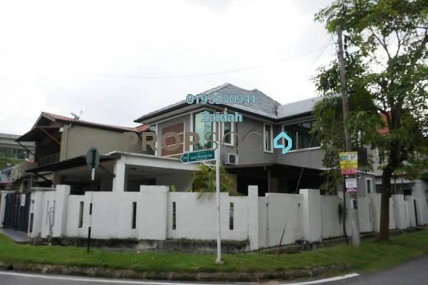 For Sale Terrace at Taman Bunga Negara, Shah Alam Freehold Unfurnished 4R/3B 925k