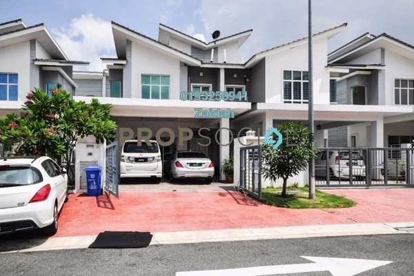 For Sale Terrace at D'Kayangan, Shah Alam Freehold Unfurnished 5R/5B 1.33m