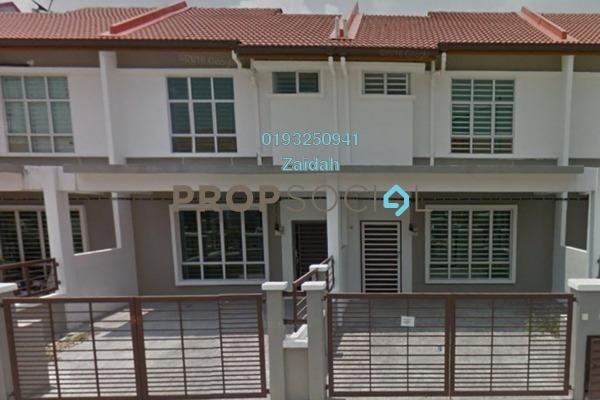 For Sale Terrace at Bandar Puncak Alam, Kuala Selangor Freehold Unfurnished 4R/3B 460k