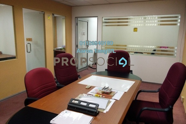 For Sale Office at Medan Putra Business Centre, Bandar Menjalara Freehold Fully Furnished 0R/1B 270k