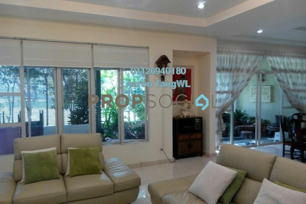 For Sale Semi-Detached at Valencia, Sungai Buloh Freehold Fully Furnished 5R/5B 2.8m