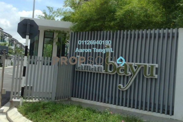 For Sale Bungalow at Laman Bayu, Segambut Freehold Semi Furnished 6R/6B 3.65m