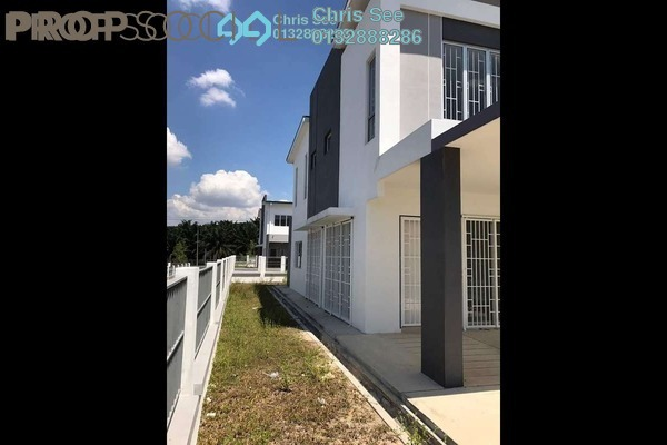 For Rent Terrace at Acacia Park, Rawang Freehold Semi Furnished 4R/3B 1.1k