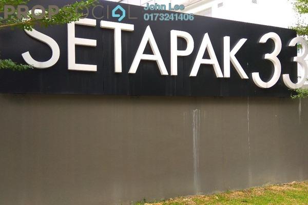 For Rent Shop at Setapak 33, Setapak Freehold Unfurnished 0R/0B 6.9k