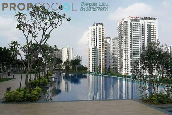 For Sale Condominium at Sunway GEO Residences, Bandar Sunway Freehold Semi Furnished 4R/3B 1.28m