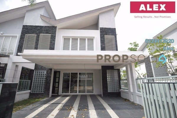 For Sale Terrace at Temasya Suria, Temasya Glenmarie Freehold Unfurnished 6R/6B 2m