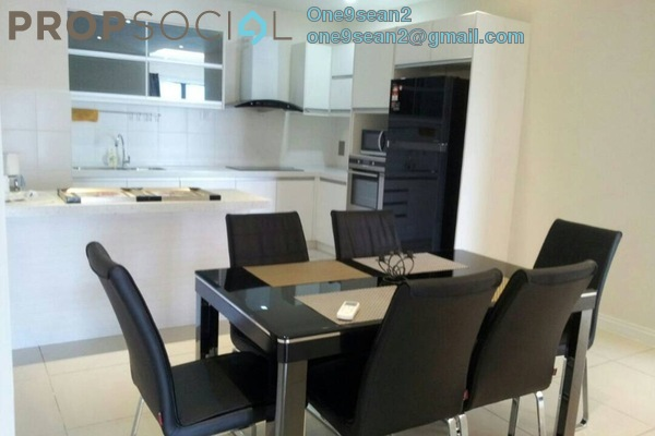 For Rent Condominium at Setia Sky Residences, KLCC Freehold Fully Furnished 4R/3B 4k