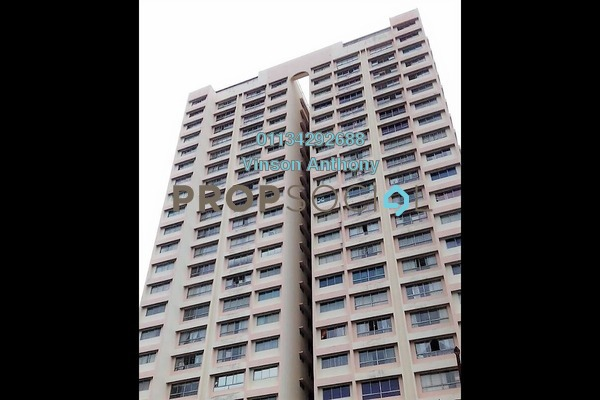 For Sale Condominium at Taman Yarl, Old Klang Road Freehold Fully Furnished 5R/4B 1.3m