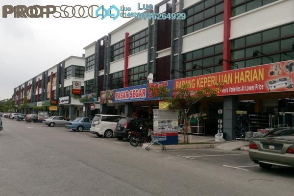 For Rent Shop at Berjaya Park, Shah Alam Freehold Unfurnished 0R/2B 4k