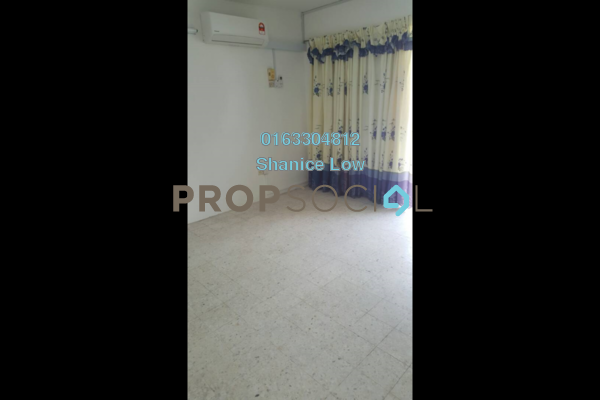 For Rent Terrace at Taman Sri Sinar, Segambut Freehold Semi Furnished 3R/2B 1.2k