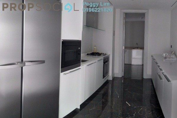 For Rent Serviced Residence at St Regis Residences, KL Sentral Freehold Semi Furnished 1R/1B 29.8k