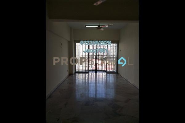 For Sale Condominium at Sri Pelangi, Setapak Freehold Semi Furnished 3R/2B 390k