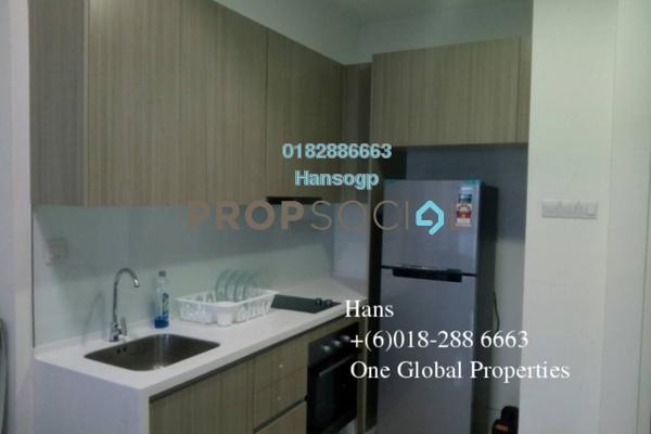 For Rent Condominium at Tropicana Gardens, Kota Damansara Leasehold Fully Furnished 1R/1B 2.2k