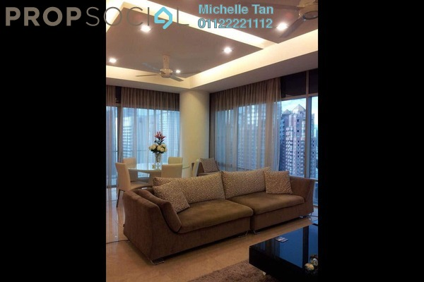 For Sale Condominium at Pavilion Residences, Bukit Bintang Freehold Fully Furnished 3R/5B 3.42m