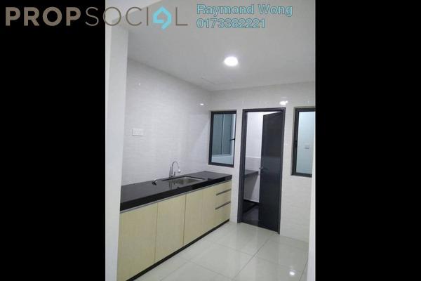 For Rent Condominium at Emerald Residence, Bandar Mahkota Cheras Freehold Semi Furnished 3R/2B 1.2k