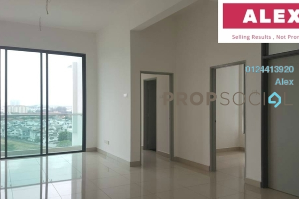 For Sale Condominium at USJ One Park, UEP Subang Jaya Freehold Unfurnished 3R/2B 495k