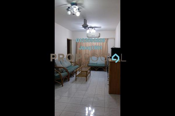 For Sale Condominium at Idaman Sutera, Setapak Freehold Fully Furnished 3R/2B 288k