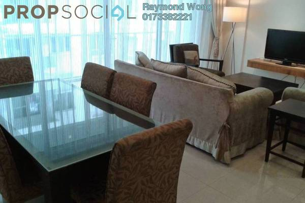 For Rent Condominium at Bintang Goldhill, KLCC Freehold Fully Furnished 4R/4B 4k