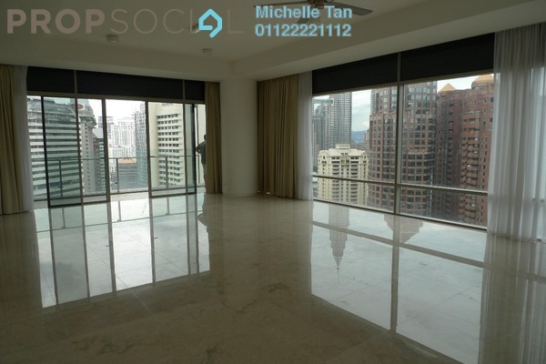 For Sale Condominium at Pavilion Residences, Bukit Bintang Freehold Semi Furnished 3R/5B 4.36m