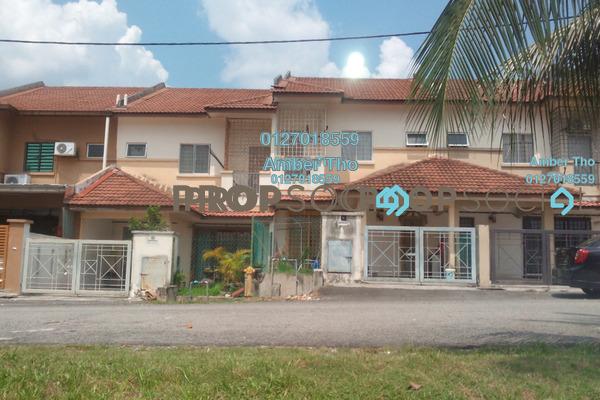 For Rent Terrace at Section 2, Bandar Mahkota Cheras Freehold Unfurnished 4R/3B 1.21k