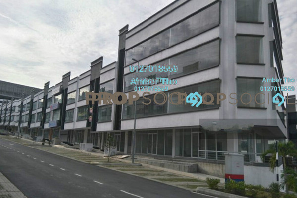 For Rent Office at Olive Hill Business Park, Seri Kembangan Freehold Fully Furnished 1R/2B 500translationmissing:en.pricing.unit