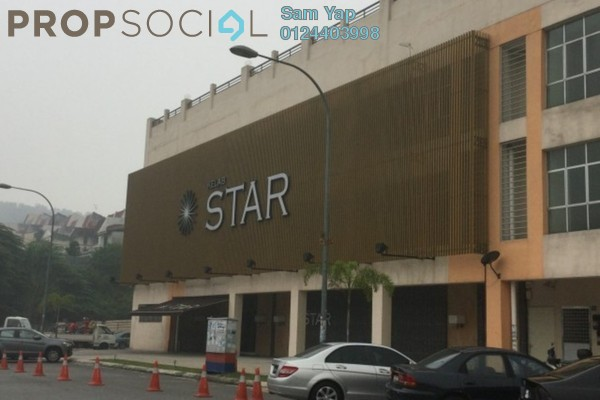 For Rent Shop at Connaught Avenue, Cheras Freehold Unfurnished 0R/2B 1.5k