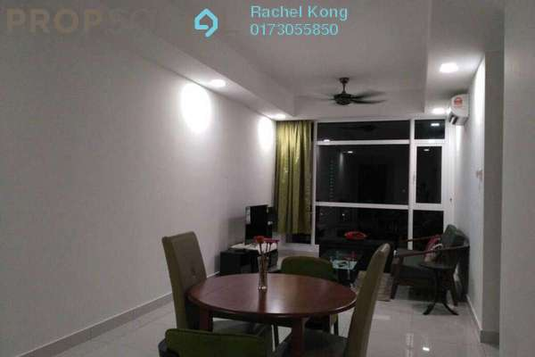 For Rent Serviced Residence at Central Residence, Sungai Besi Freehold Fully Furnished 3R/2B 2.3k