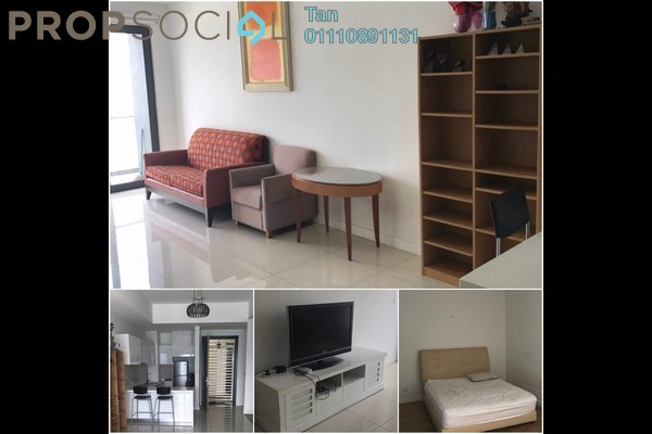 For Rent Condominium at The Elements, Ampang Hilir Freehold Fully Furnished 1R/1B 1.7k