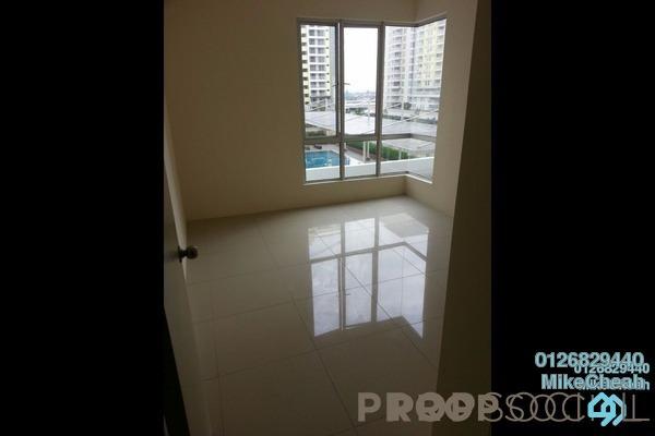 For Sale Condominium at Platinum Lake PV16, Setapak Leasehold Semi Furnished 3R/2B 610k