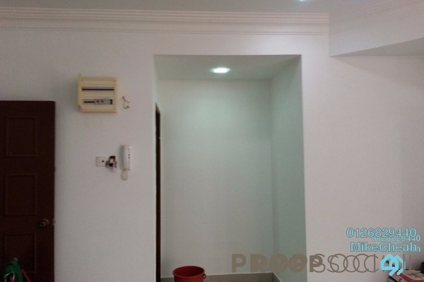 For Rent Condominium at Prima Setapak II, Setapak Freehold Fully Furnished 3R/2B 2.2k