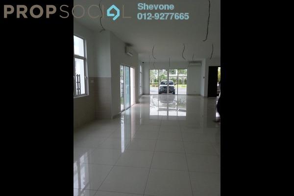 For Rent Semi-Detached at My Diva Homes, Cyberjaya Freehold Semi Furnished 5R/5B 4.2k