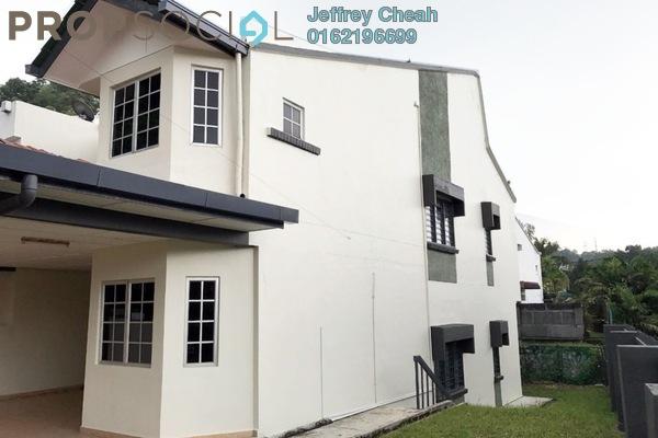 For Sale Terrace at Taman Bukit Damansara, Damansara Heights Freehold Semi Furnished 4R/3B 2.3m