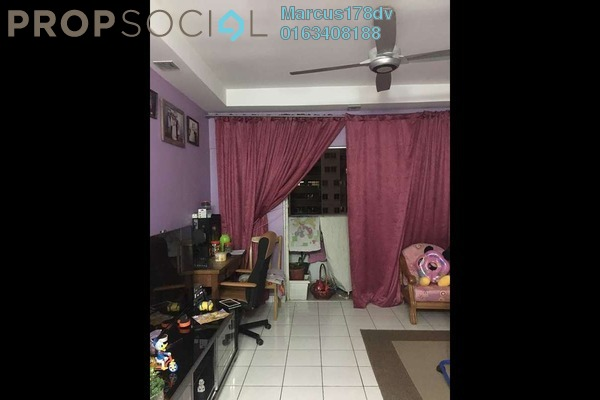 For Sale Condominium at Widuri Impian, Desa Petaling Freehold Semi Furnished 3R/2B 390k