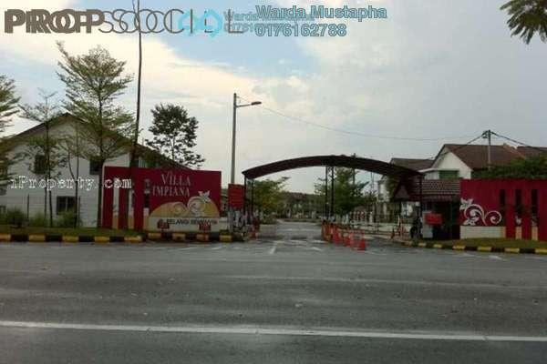 For Sale Terrace at Taman Pelangi Semenyih, Semenyih Freehold Semi Furnished 4R/3B 470k