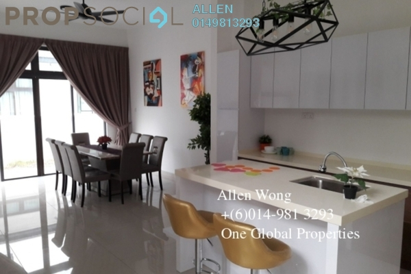 For Rent Semi-Detached at Eco Botanic, Skudai Freehold Fully Furnished 4R/5B 4.5k
