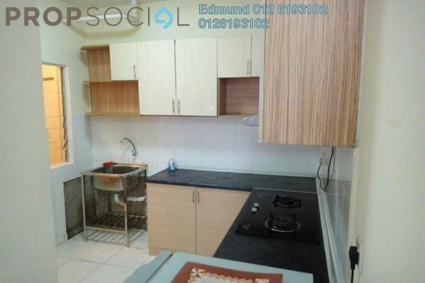 For Sale Condominium at Cova Villa, Kota Damansara Freehold Semi Furnished 3R/2B 480k