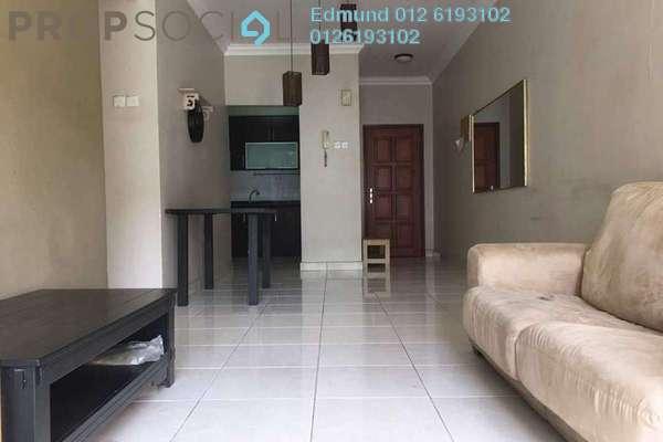 For Sale Condominium at Perdana View, Damansara Perdana Freehold Semi Furnished 3R/2B 520k