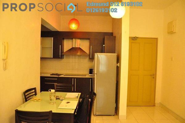 For Rent Condominium at e-Tiara, Subang Jaya Freehold Fully Furnished 3R/2B 2.6k