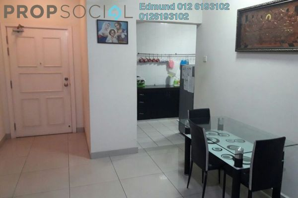 For Sale Condominium at Paramount View, Petaling Jaya Freehold Fully Furnished 3R/2B 535k