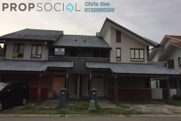 For Sale Semi-Detached at Glenmarie Cove, Port Klang Freehold Semi Furnished 4R/5B 1.35m
