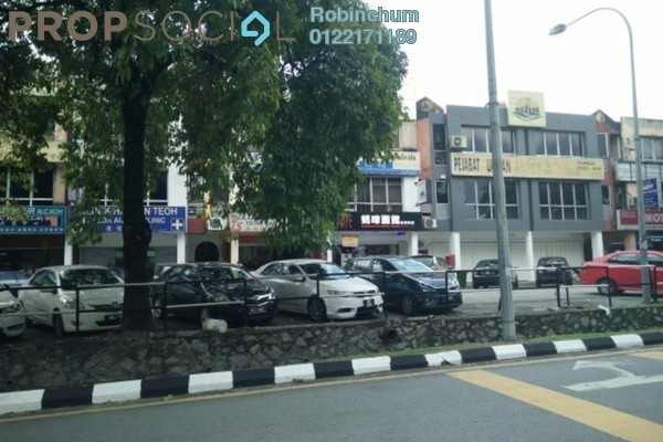 For Sale Shop at Pandan Indah, Pandan Indah Freehold Unfurnished 0R/4B 2.2m