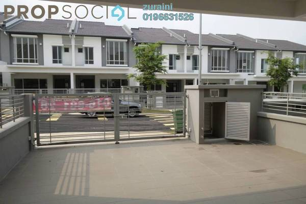 For Sale Terrace at Fairfield Residences @ Tropicana Heights, Kajang Freehold Unfurnished 4R/3B 920k