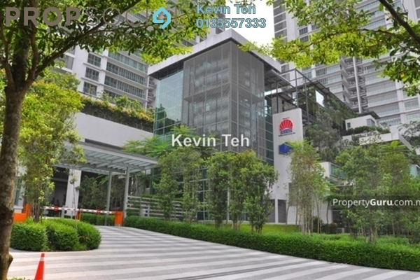 For Sale Condominium at 10 Mont Kiara, Mont Kiara Freehold Semi Furnished 4R/5B 3.8m