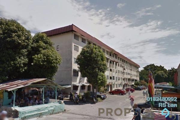 For Sale Apartment at Taman Taming Jaya, Balakong Freehold Unfurnished 2R/1B 90k