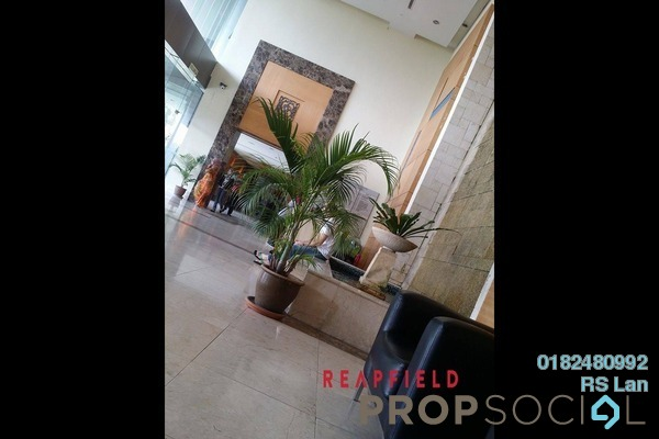 For Sale Serviced Residence at Amcorp Mall, Petaling Jaya Freehold Fully Furnished 2R/2B 690k