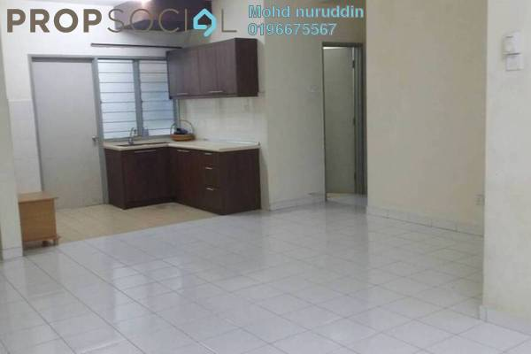 For Sale Condominium at Widuri Impian, Desa Petaling Freehold Semi Furnished 3R/2B 350k